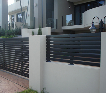 Make sure that you are choosing an appropriate boundary fencing