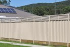 Allandale NSW Corrugated fencing 2