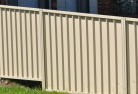 Allandale NSW Corrugated fencing 6