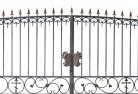 Allandale NSW Wrought iron fencing 10