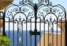 Allandale NSW Wrought iron fencing 13