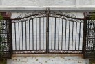 Allandale NSW Wrought iron fencing 14