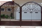 Allandale NSW Wrought iron fencing 2